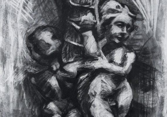 Παιδιά σε κρήνη